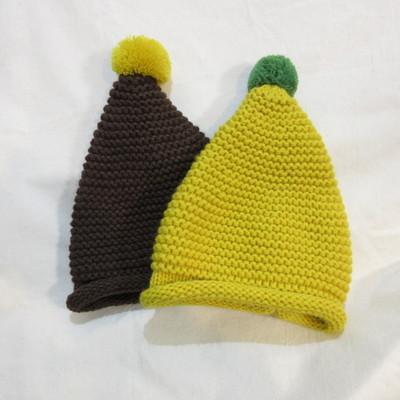 このニット帽で叶う。寒さ対策とオシャレ!