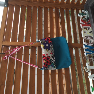 愛犬家が作ったバッグ、リードを自分に使っちゃった!?