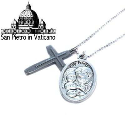 バチカン市国からのメダイネックレス『SAN PIETRO IN VATICANO』