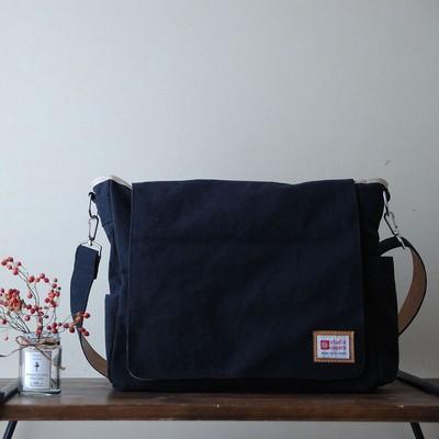 通勤・通学・レッスンバッグにもぴったりなメッセンジャーバッグ