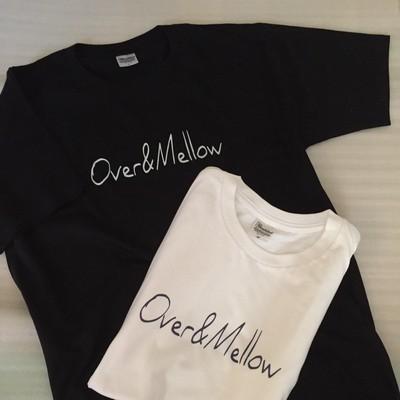 Ovar&Mellow定番ロゴTシャツの紹介です