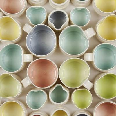 クロエの手作りマグカップ made in アイルランド
