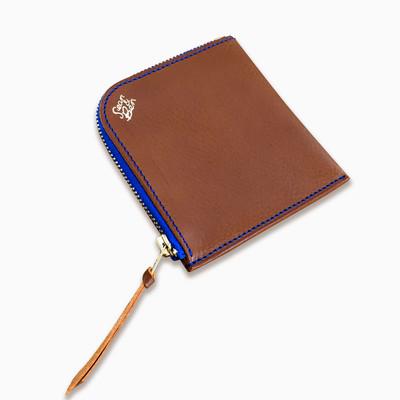 L Zip Walletに新色が加わりました!必要なものだけ収納したい。すっきりコンパクトに。