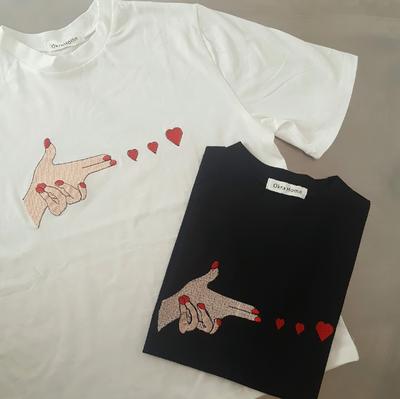 2017年トレンドの刺繍アイテム♡かぶらず可愛いイチオシのTシャツはコレ!