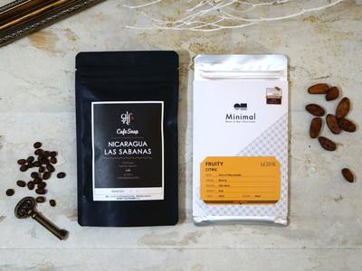 【CafeSnap】人気のコーヒー専門店 × チョコレート専門店の豪華セットを限定発売!