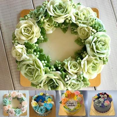 リアルローズケーキ