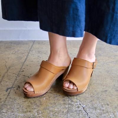 EXPERT(エキスパート) sabot open toe clogs