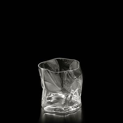 【木村硝子×小松誠】老舗の硝子職人×工業デザイナーから生まれた COMクランプルオールドグラス