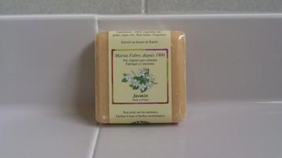 マルセイユ石鹸のやさしさに包まれて・・・・