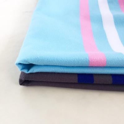 汗かいてもおしゃれ&快適さキープ♪ スポーツタオルを機能とデザインで選ぶ。