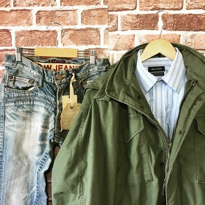 街中の戦闘服【アーバンミリタリー】M-65フィールドジャケットをかっこよく着こなそう!
