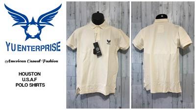大人ならではの品格、男らしさを表現出来るヒューストンのUSAFポロシャツ
