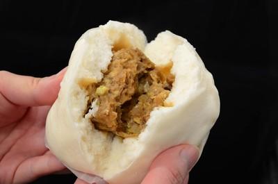 お肉たっぷりジューシーな肉まんを横浜中華街からお届けします!!