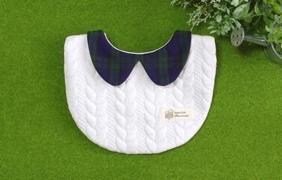 スタイがニットセーターみたい♡冬にぴったりニットキルトスタイ
