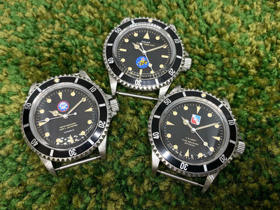 "W.MT WATCH ""Veterans Day"" COLLECTION Royal Marine"