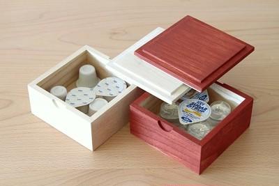 <桐>が美味しさを保管します。「風味をやさしく包み込む」桐 Tea Box シリーズ