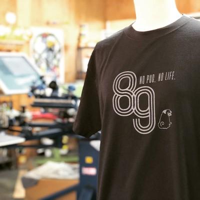 パグ好きさんに89Tシャツ