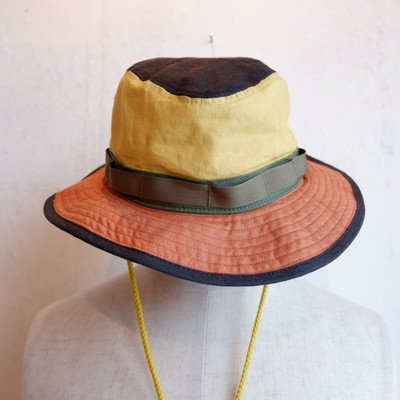 "USA古着 ""the north face"" brimmer hat"