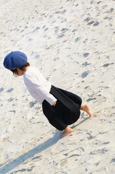 オシャレで動きやすさもバッチリ。今日も着たくなるサルエルパンツ