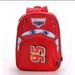 ☆男の子が赤い鞄持ってもかっこいいですょ♪新品未使用 カーズ リュックサック レッド かっこいい