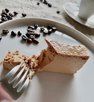 4月限定フレーバー″real espresso compana cheesecake″