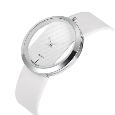 スケルトンスタイリッシュ腕時計 レディース