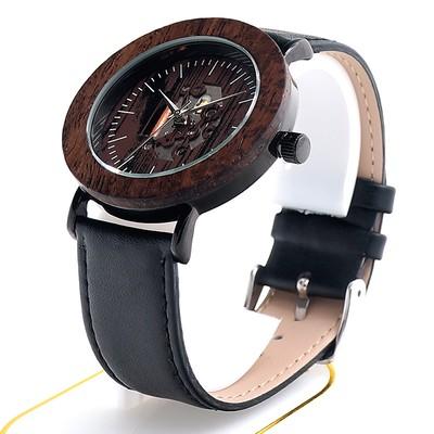 木製 アンティーク 腕時計