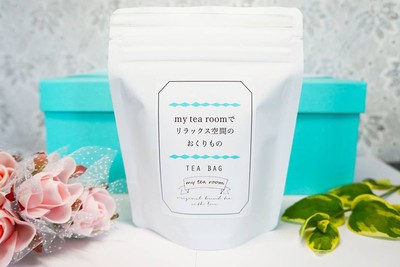 素材にこだわった身体に良い紅茶!mytearoomでしか味わえないオリジナルブレンド!