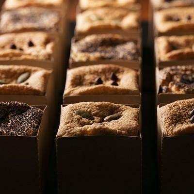 しっとりふわふわのソイリズムシフォンを朝食のパン代わりに。これで身も心も幸せな1日がスタートできます