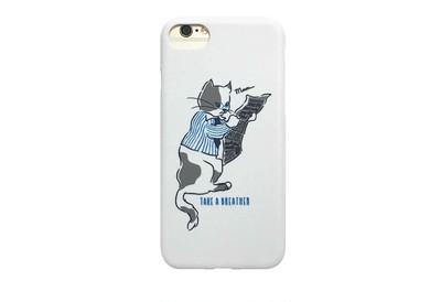大人気のネコデザインのスマホケース♪iPhone全機種サイズ展開