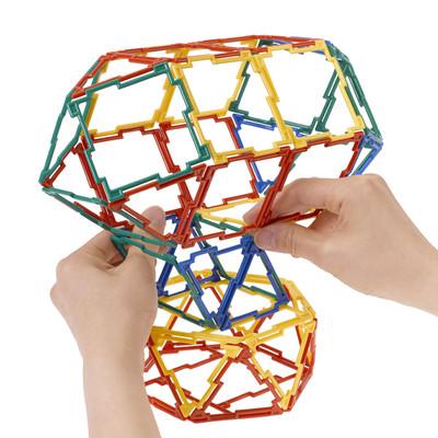 「STEM教育」を先取り?知育おもちゃ・GEOFIXが提案する子どもたちの「つくる」力