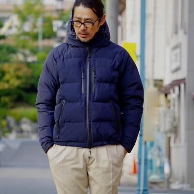 """極上の暖かさ""""meanswhile"""" Padding Down Jacket"""