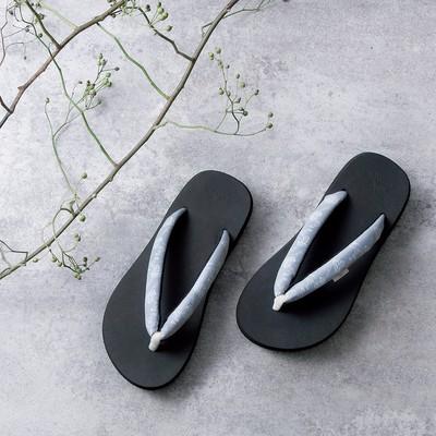 日本の履物(鼻緒)文化、粋とユーモアを提案するブランド GETASETTA JAPAN
