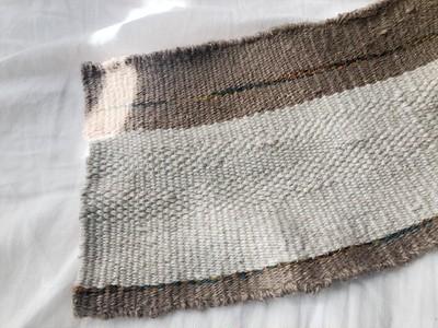 おやつの時間がもっと楽しみになる、ひとつひとつ手織りのランチョンマット