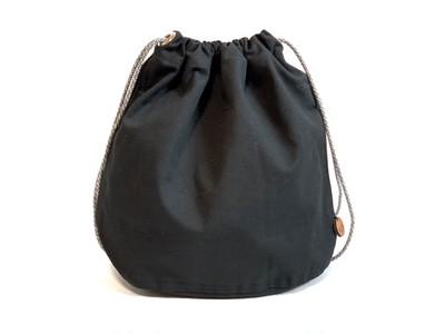 ユニセックスで使える5way巾着バッグが期間限定でSALE!