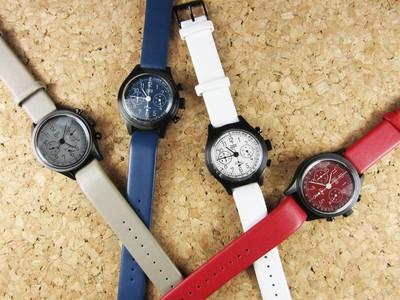 クラシカルな要素でどなたにも受け入れ易いデザインの腕時計