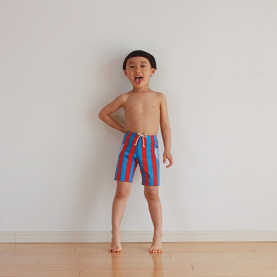 こだわり親子のための、wacco(ワッコ)のボーイ水着はとにかくお洒落!