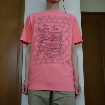 夏の終わりの寂しさを 秋も冬も楽しんで 着て欲しい !   mario platon のTシャツです
