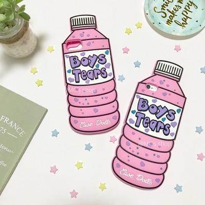 アメリカンポップなジュースボトル♡iPhoneケース☆