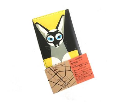 名刺交換で話題の中心に。大人かわいい動物デザインのカードケース◎