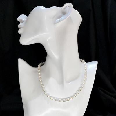 本真珠ネックレスが1000円で!!