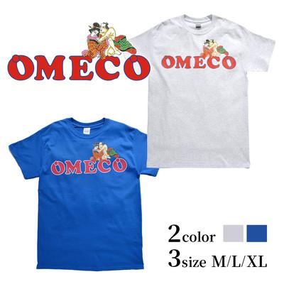 【販売スタート】OMECOアパレル「ロゴ 春画Tシャツ」新発売
