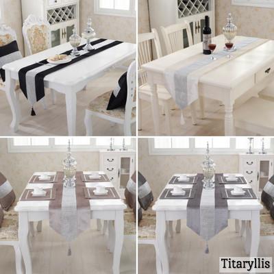 欧米系テーブルランナー 豪華な食卓に☆