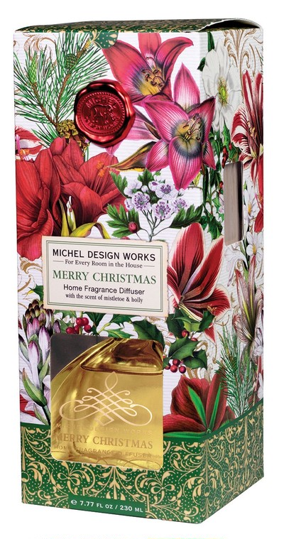 ミスルトゥ&ホーリーの香り★ミッシェルデザインワークスルームフレグランスディフューザ[メリークリスマ