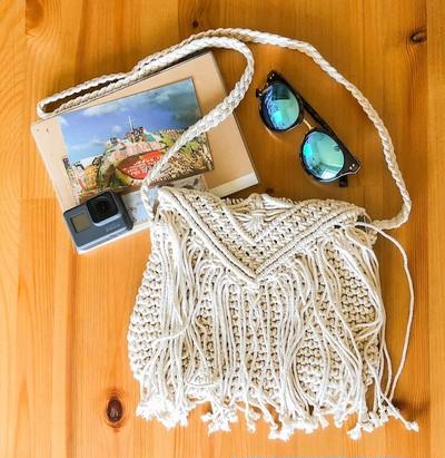 夏のマストはやっぱりフリンジ!西海岸風ファッションの大定番♥