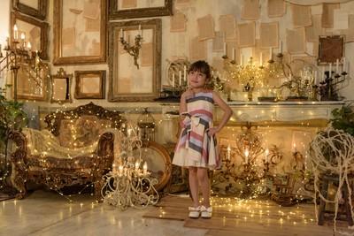 夢いっぱいのキラキラドレスでオシャレを楽しもう!