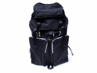 LORINZA ロリンザ DOUBLE POCKET BACKPACK ダブルポケット バックパック