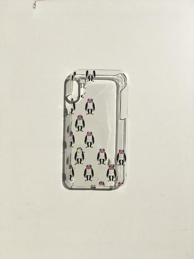 ハンドメイド iPhoneケース