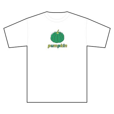 【Tシャツ紹介】pumpkin(送料込み2,980円)