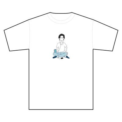 【Tシャツ紹介】galasses man_No.02(送料込み2,980円)